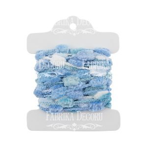 POMP_MELANGE_BLUE pompony Fabrika Decoru