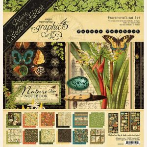 4502093 Nature Notebook delux collector's edition