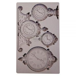 636319 forma silikonowa do odlewów Prima Marketing Moulds Elisian Clockworks