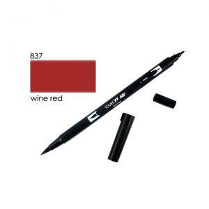 ABT-837 brush pen Tombow