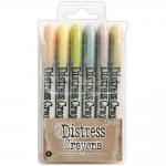 TDBK51787 Distress Crayons set 8 Tim Holtz