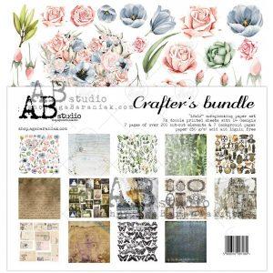 CRA_BUN_ZESTAW zestaw papierów Ab Studio