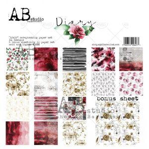 DIA_ZESTAW zestaw papierów Ab Studio