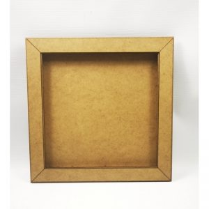 HM0110 ramka shadow box Hapyy Scrap