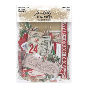 TH94086 die cuts Tim Holtz