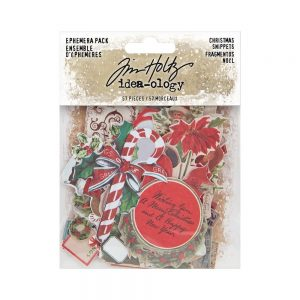 TH94087 die cuts Tim Holtz