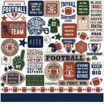 zestaw papierów Football Echo Park