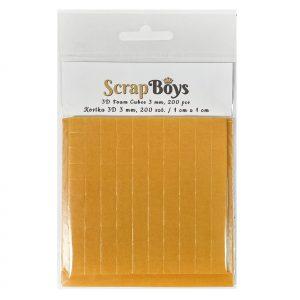 SB-02 kostki 3d Scrap Boys