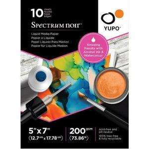 SN-YU10-5X7S zestaw papierów do kolorowania Spectrum Noir