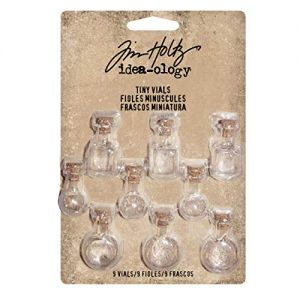 TH93201 szklane tutelki Tim Holtz