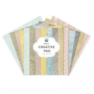 P13-MIS-12 zestaw papierów Creative Pad P13