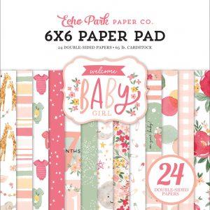 WBG233023 zestaw papierów Echo Park