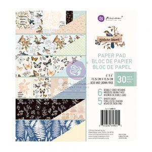 648015 zestaw papierów Nature Lover Prima Marketing