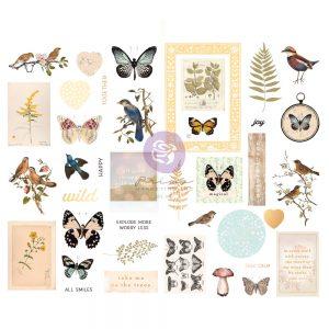 648053 chipboard Nature Lover Prima Marketing