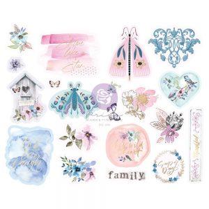 651459 Prima Marketing Watercolor Floral