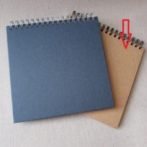 BAZ_NOT-3 baza notesowa Eco Scrapbooking