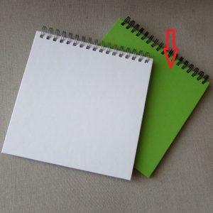 BAZ_NOT-4 baza notesowa Eco Scrapbooking
