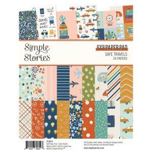 14814 zestaw papierów Simple Stories