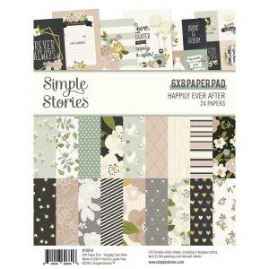 15514 zestaw papierów Simple Stories