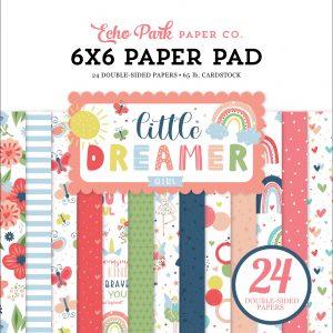 LD237023 zestaw papierów Echo Park