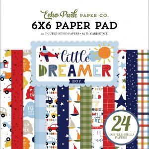 LDB238023 zestaw papierów Echo Park
