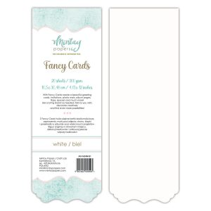 MT-FANW-01 Fancy Cards Mintay Papers