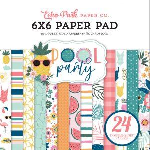 POP240023 zestaw papierów Echo Park