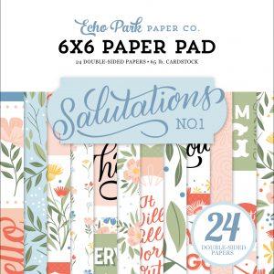SAN244023 zestaw papierów Echo Park