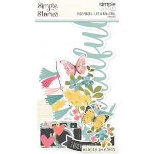15927 die cuts Simple Stroies