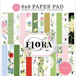 CBFLN135023 zestaw papierów Carta Bella