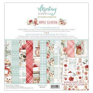 MT-APL-07 zestaw papierów Mintay Papers