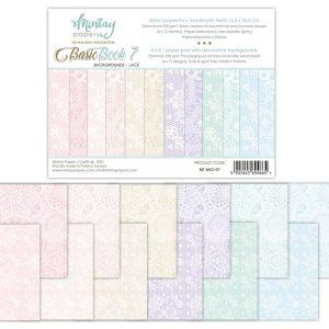 MT-BKG-07 zestaw arkuszy do wycinania Mintay Papers