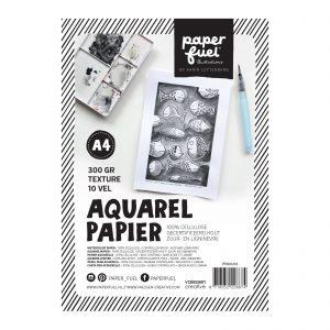 PF800203 zestaw papierów do akwarelii