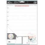 AFCFP40-065 wkład do plannera Me nad My Big Idea